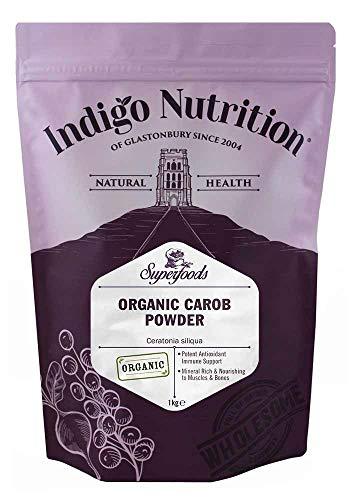 Algarroba Orgánica en Polvo - 1kg (De certificación ecológica)
