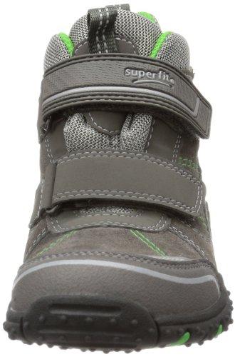 Superfit  Sport4, Chaussures de fitness outdoor garçon Gris - Grau (stone kombi 06)