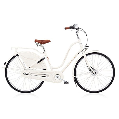 Electra Amsterdam Royal 8i Damen Fahrrad Weiss Stadt Holland Rad Retro City Ladies, 73130011415