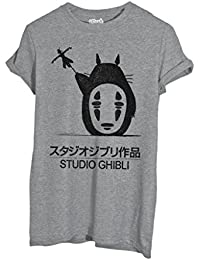 T-Shirt Totoro Studio Ghibli - Dessin Anime By Mush Dress Your Style
