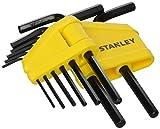 STANLEY 0-69-251 - Juego 8 llaves 1,5-6mm - tipo libro -
