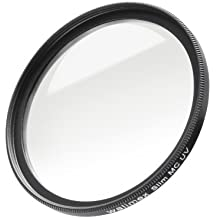 Walimex Pro Slim MC - Filtro UV (67 mm), color negro