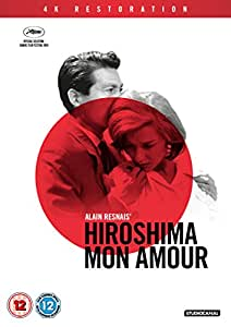 Hiroshima Mon Amour (Re-Sleeve) [DVD]