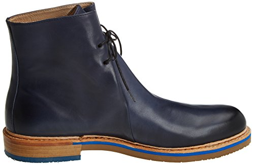Neosens S095 Restored Skin Midnight/Aris, Scarpe Stringate Oxford Uomo Blu (Midnight)