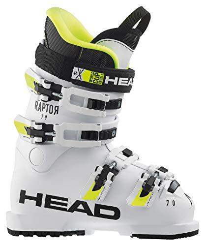 """HEAD Kinder Skischuh Raptor 70"""" Weiss (100) 24,5"""