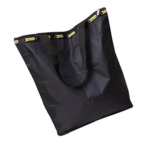 Große Beach Tote Bag (Canvas Tasche Schulter Einkaufstasche,Loveso Canvas Tote Einkaufstaschen Große Kapazität Canvas Beach Bag (B, 41cm*39cm*13cm))