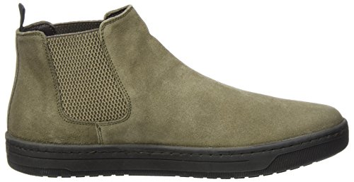 Geox Herren Uomo Ricky C Chelsea Boots Braun (Taupe)