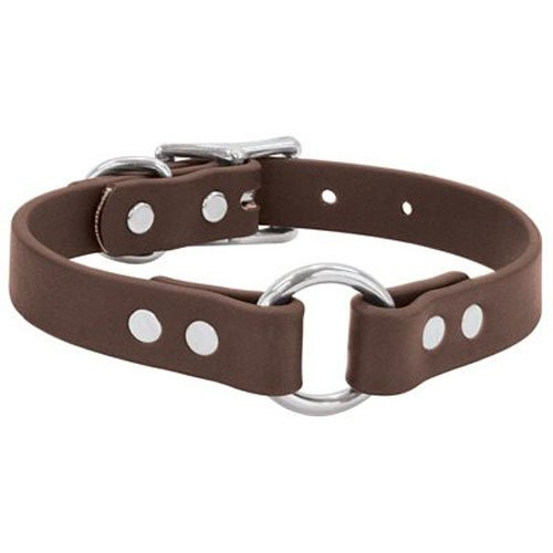 weaver-leather-llc-brahma-webb-dog-hunting-collar-brown-polyester-pvc-1-x-23-in