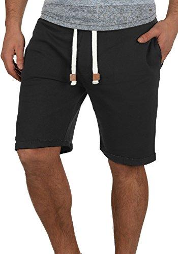 INDICODE Rion Sweatshorts, Größe:S;Farbe:Black (999)