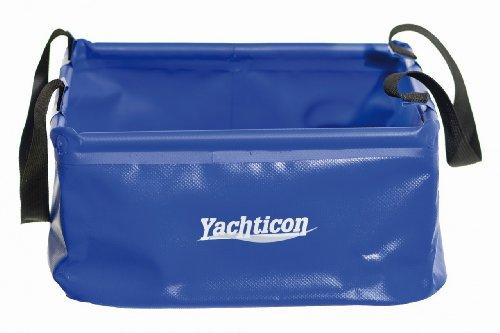 Yachticon Faltschüssel 15 Liter - Stehen Wand Teller
