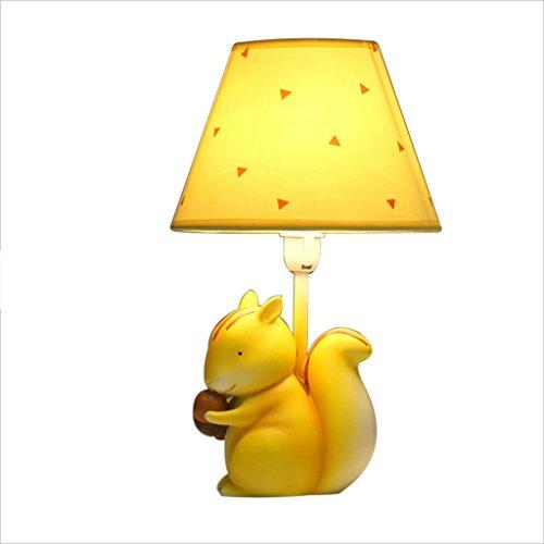 Preisvergleich Produktbild WSXXN Tischlampe Dimmbare LED Schlafzimmer Nachttischlampe Warmes Licht Warm Kreative Kinderzimmer Schöne Geburtstagsgeschenk (Farbe : Style b)