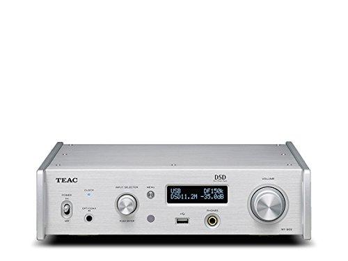Teac nt-503-Audio Player, Silber
