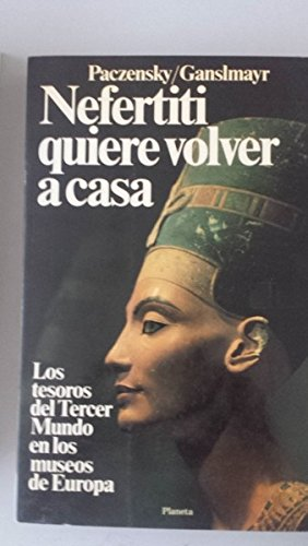 Descargar Libro Nefertiti quiere volver a casa de Gert Von Paczensky