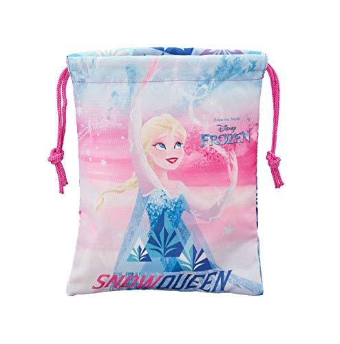 Frozen 'Ice Magic' Oficial Saquito Merienda Lunch Bag 200x250mm