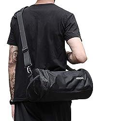 Sporttasche für männer Frauen, Umhängetasche für das Fitnessstudio, Reiserucksack, Unisex-Fitnesstasche, Gym Tasche wasserdicht und leicht