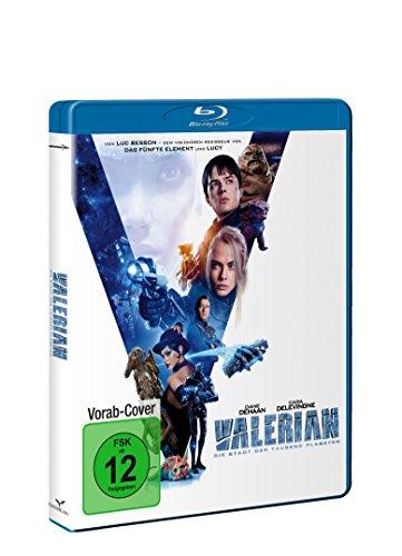 Valerian – Die Stadt der tausend Planeten [Blu-ray] - 2