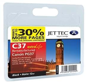 1 Cartouche d'encre pour Imprimante Canon Pixma iP 2500 - Noir