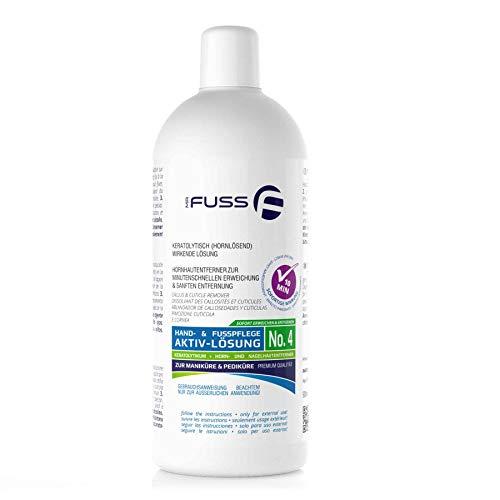 Mr. Fuss Levacalli soluzione attiva n° 4 500 ml