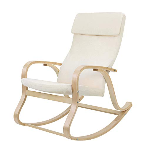 SONGMICS LYY30M - Sillón, Color Beige