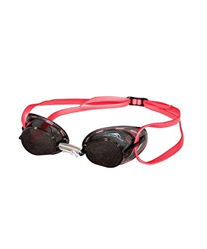 4173 Aquafeel schot mirror Wettkampfbrille, Farbe pink