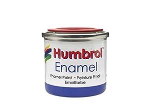Humbrol - Pintura Esmalte, Color Camouflage Grey (Hornby AA1496)
