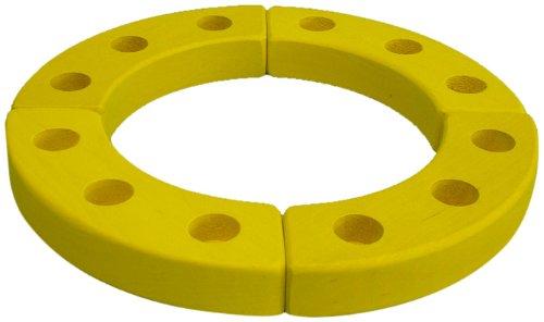 Niermann Standby 9095 - Festring gelb, passend für alle Niermann Happy-Figuren