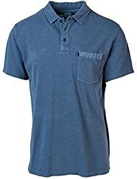 Rip Curl Amped Polo Blue Indigo