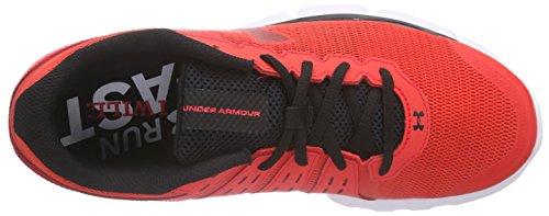 Under ArmourUA Micro G Speed Swift - Scarpe da corsa alla caviglia Uomo Rosso (Rocket Red)