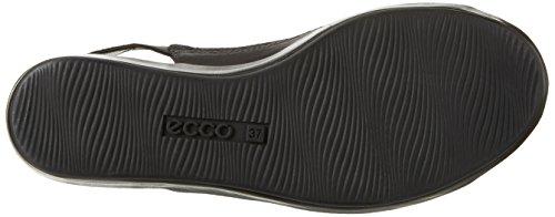 ECCO - Ecco Tabora 45, Sandali Donna Schwarz (51052BLACK/BLACK)