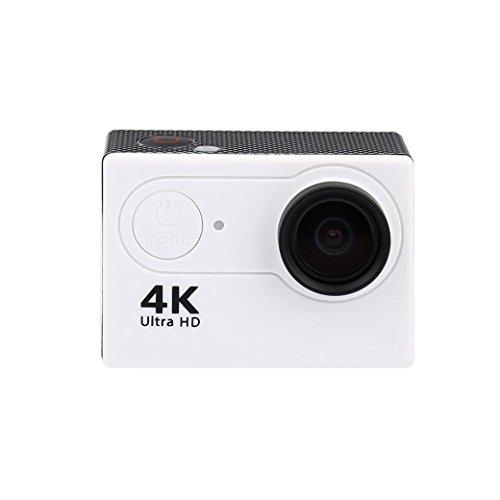 White : Kolylong Mini H9 2inch Ultra HD 1080p 4K Sport 170° Wide WiFi Action Camera DV