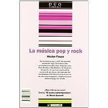 La música pop-rock ; El teatro contemporáneo (DUO, Band 15)