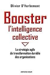 Booster l'intelligence collective: La stratégie agile de transformation durable des organisations