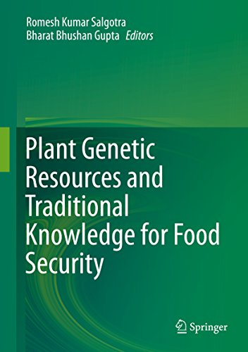 Plant Genetic Resources and Traditional Knowledge for Food Security (English Edition)