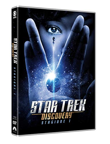 Star Trek: Discovery - Stagione 1 (4 Dischi)