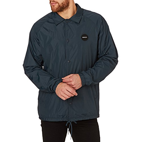 rvca-jackets-rvca-motors-coach-jacket-carbon