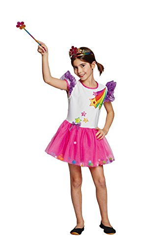 Rainbow Girl Kostüm - Rainbow Girl Kostüm-Kinder