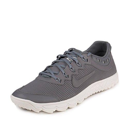 Nike Zoom Terra Kiger 2 Herrenschuhe (813041-001) Gris / Blanco (Cool Grey / Cool Grey-Smmt White)