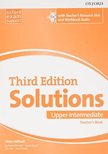 Solutions: Upper-Intermediate: Teacher's Pack: Leading the way to success por Paul Davies