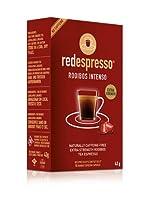 Red Espresso Capsules thé Intenso 10 x 5 g Compatible avec Les Machines nespresso-utilisable comme Le thé Rooibos café pour Les Cappuccino, Les Latte
