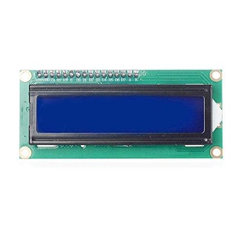 KEYESTUDIO LCD Display Modul 16 x 2 1602 I2 C/TWI blau mit Backlight für Arduino Lcd-display-modul