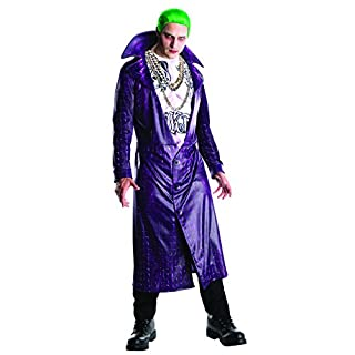 Rubie's 3820116 - The Joker Suicide Squad Deluxe - Adult, Action Dress Ups und Zubehör, XL