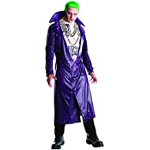 Rubie 's Official suicidio Squad disfraz de Joker para adulto (talla XL)