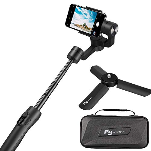 FeiyuTech Vimble 2 3-Achsen Handy Gimbal Smartphone Gimbal Wasserdicht Teleskopverlängerung Video Stabilizer Unterstützung Gesicht & Objekt Tracking für 57-84mm Breite Smartphones