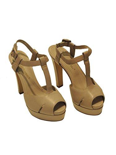 Bruno Premi  F3702X, Chaussures à brides femme Beige