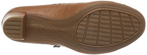 Hush Puppies Imagery, Mary Janes femme Marron (Tan)