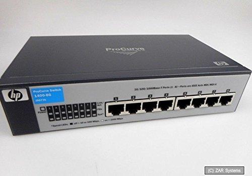 Hewlett Packard Enterprise ProCurve 1400 Switch, J9077-69001
