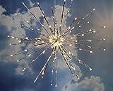 Kamaca Großer leuchtender LED Stern Outdoor LED Außenstern 70 cm Durchmesser POLARSTERN 160 warm White LED mit Trafo Advent Winter Weihnachten (LED Polarstern 70cm 160 LED)