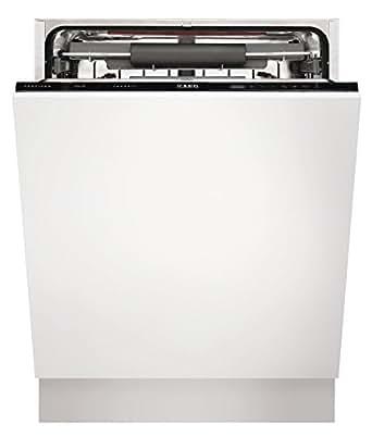 Lavastoviglie integrata totale. ProClean™ System (4 mulinelli e 5 livelli di lavaggio) . Vasca XXL. Estetica nera.