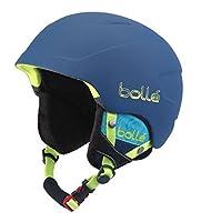 Accessorio per gli atleti più giovani, perfetto per tenerli al sicuro sulle piste. Il casco Bolle B-Lieve è leggero, resiste agli urti ed è caratterizzato da un design e una grafica d'impatto, che piaceranno a bambini e ragazzi. Adatto per ba...