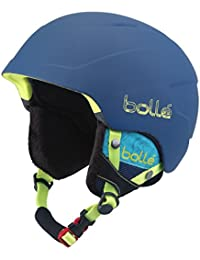 Bollé B-Lieve Casco, Unisex, Soft Blue Spray, S